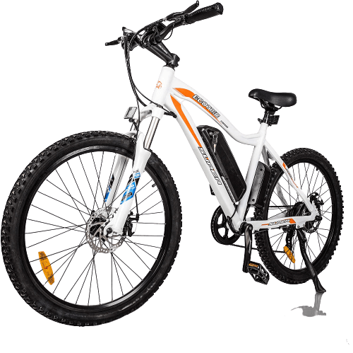ECOTRIC Mountain EBike Electric Bicycle Bike 26 Alloy Frame