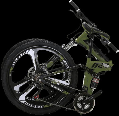 EUROBIKE EURG4 Mountain Bike 26 Inches