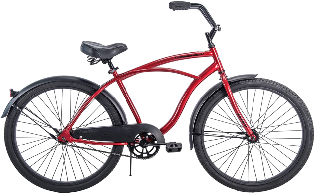 Huffy Mens Cranbrook Cruiser Bike