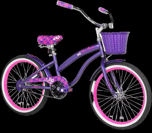 Kent Tiki Bay Kids Cruiser Bike