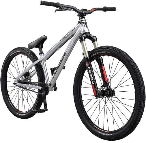 Mongoose Fireball Dirt Jump Mountain Bike