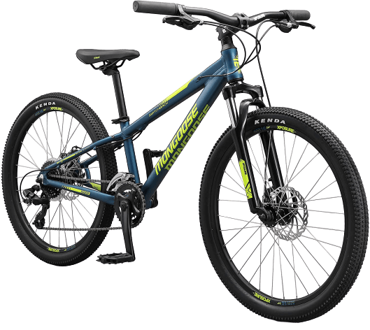 Mongoose Switchback Kids Mountain Bike