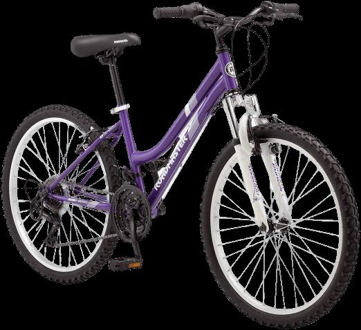 """Roadmaster - 24"""" Granite Peak Girls Mountain Bike"""