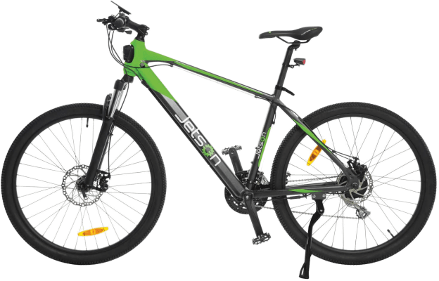 Jetson Adventure Electric Bicycle
