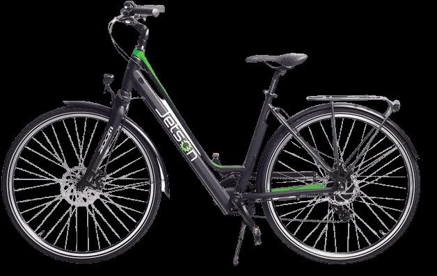 Jetson Journey Electric Bike