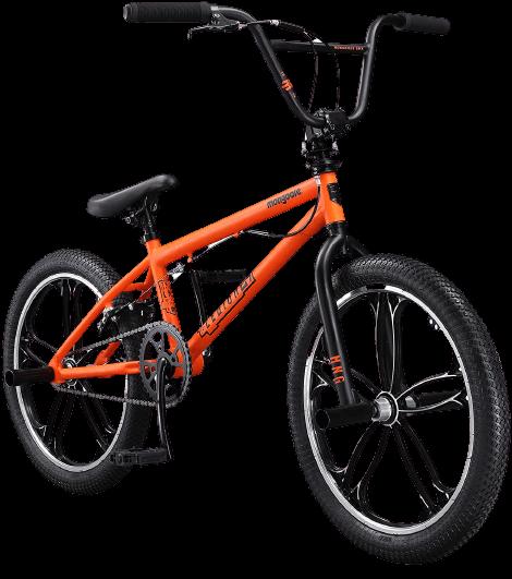 Mongoose Legion Freestyle Sidewalk BMX Bike