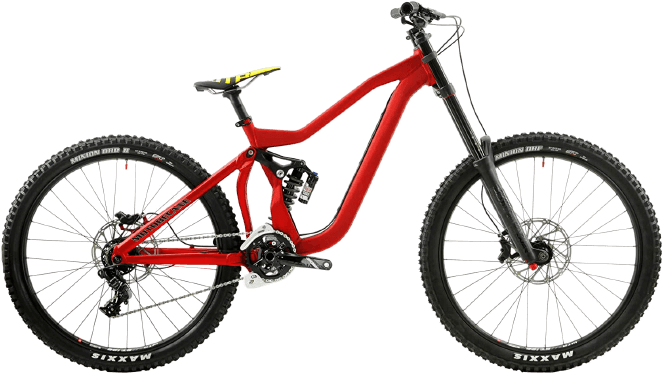 Motobecane 2 Hundred 7 DH Full Suspension Mountain Bike
