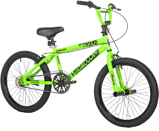 Razor High Roller BMX Freestyle Bike
