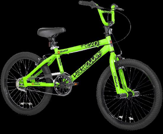 Razor High Roller BMX Freestyle Bike