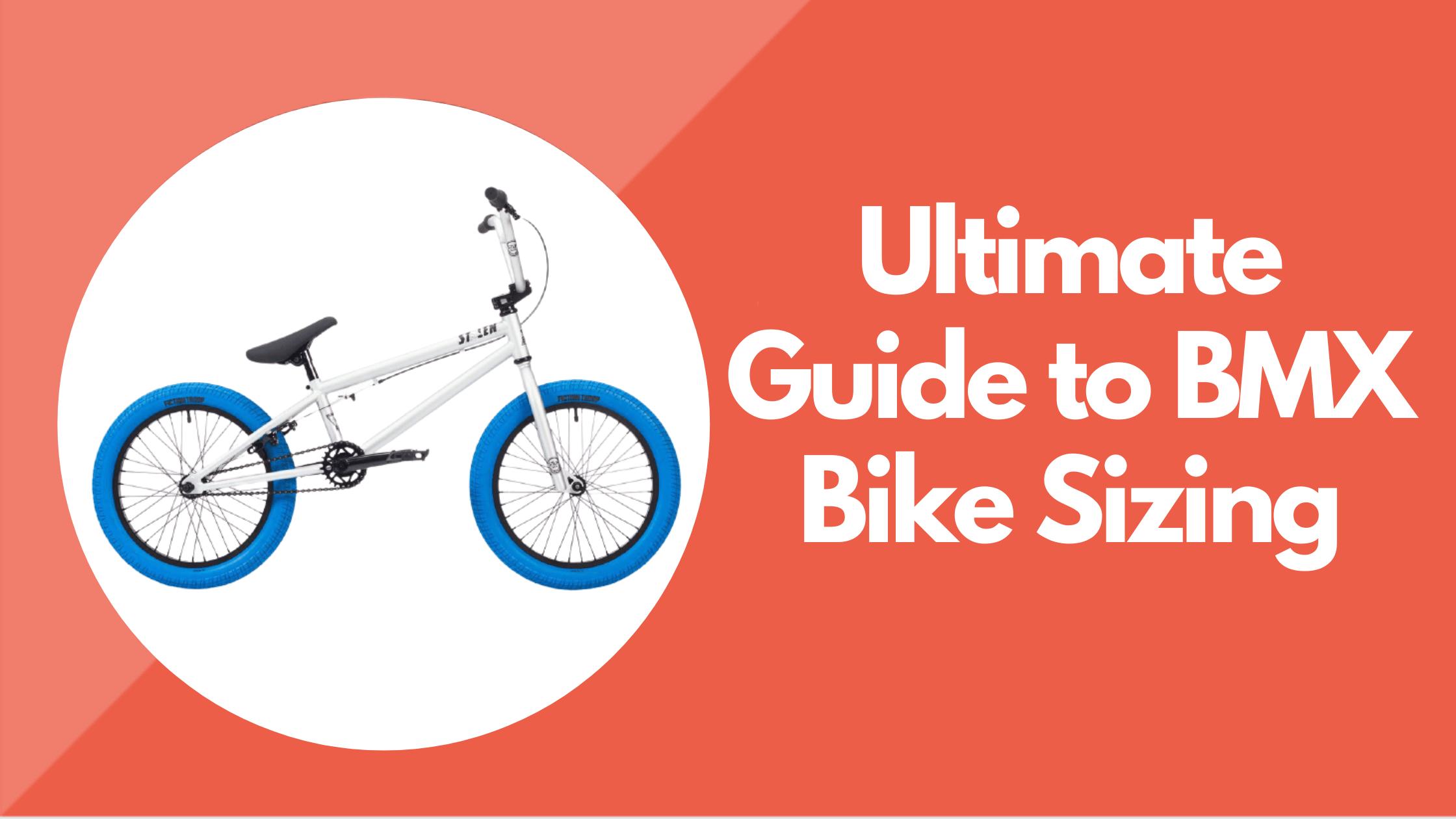 BMX-Bike-Size-Chart