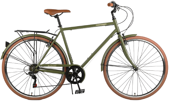 Beaumont Diamond city bike