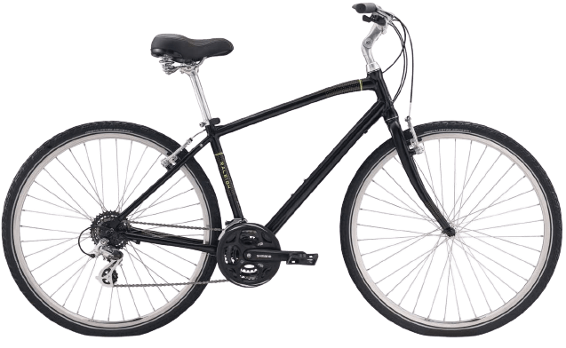 Raleigh Bicycles Detour 2 Comfort