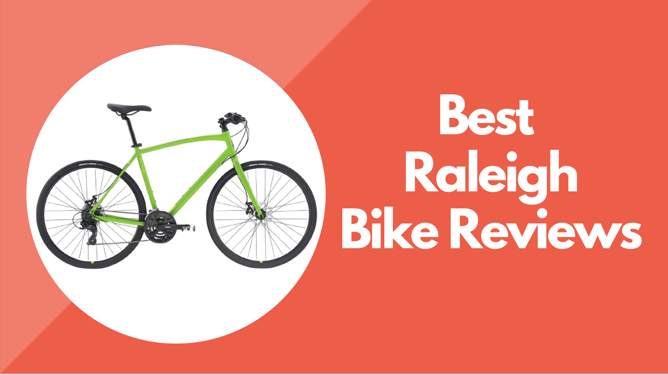 Raleigh Bikes Reviews