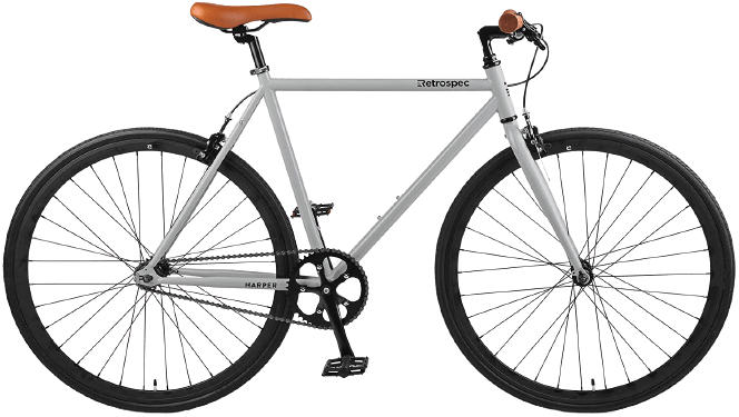 Retrospec Harper Fixed Gear Urban Commuter Bike