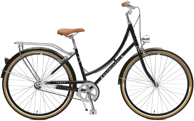 Retrospec Venus Dutch City Comfort Hybrid Bike