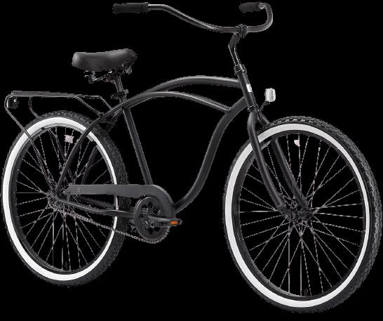 Sixthreezero Around the Block Mens Cruiser Bike
