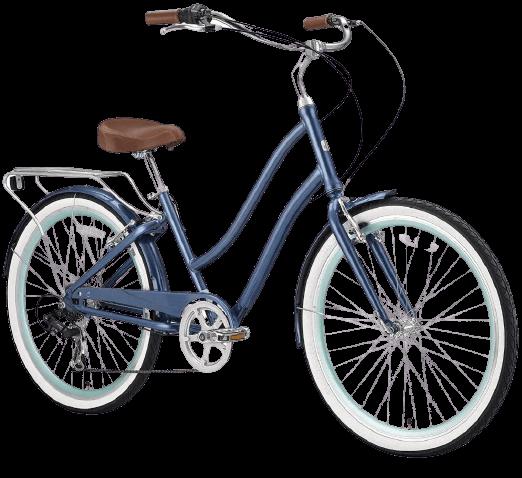Sixthreezero EVRYjourney Seven-Speed Womens Bike
