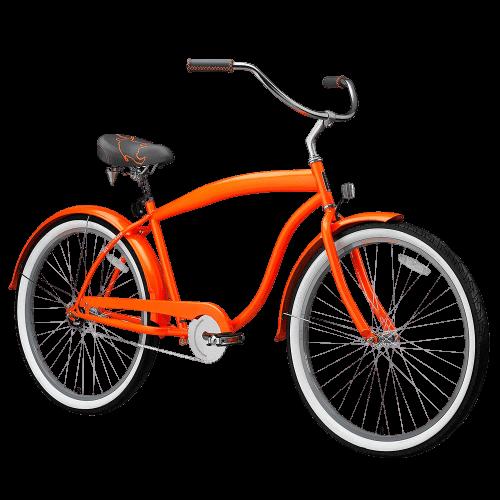 Sixthreezero Mens Beach Cruiser Bike