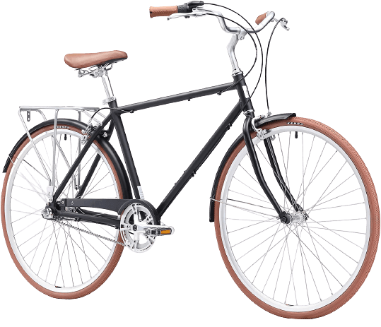 Sixthreezero Mens Ride in the Park City Bike
