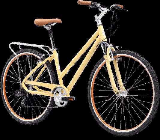 Sixthreezero Pave N' Tail Hybrid Bike
