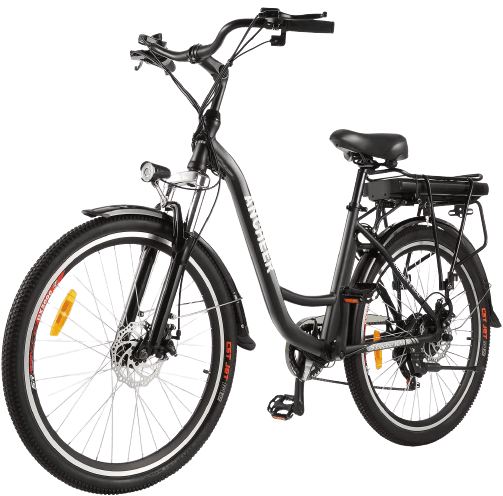 ANCHEER Aluminum Adults Electric Commuting Bicycle