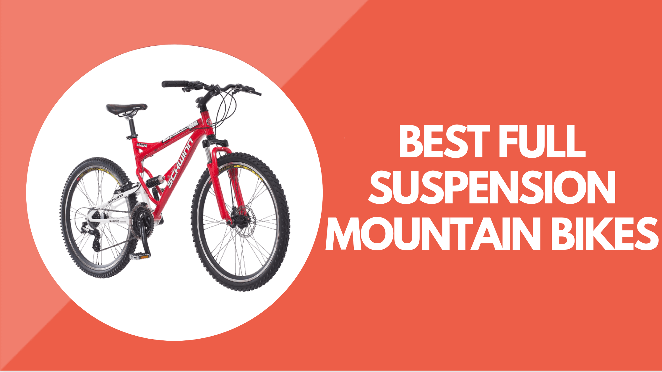 Best Entry Level Full Suspension Mountain Bikes