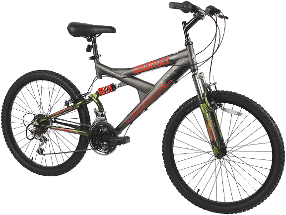 Dynacraft Vertical Gauntlet 24'' Bike