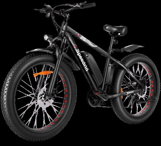 Electric Snow Fat Tire Bike