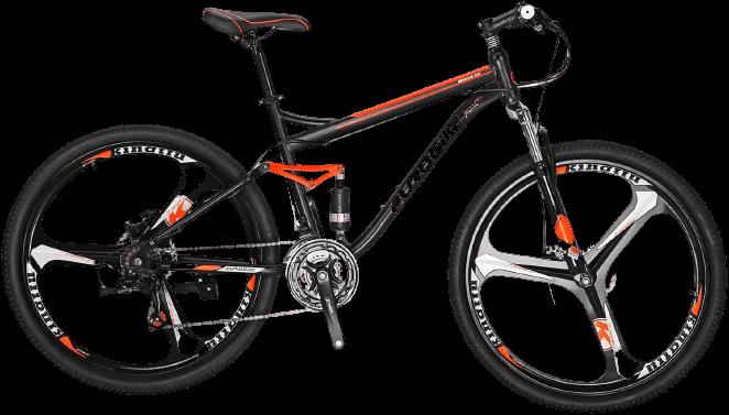 "Full Suspension Mountain Bike 27.5"" Mens MTB"