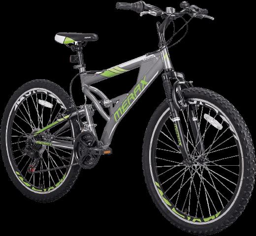 Merax FT323 Full Suspension Mountain Bike