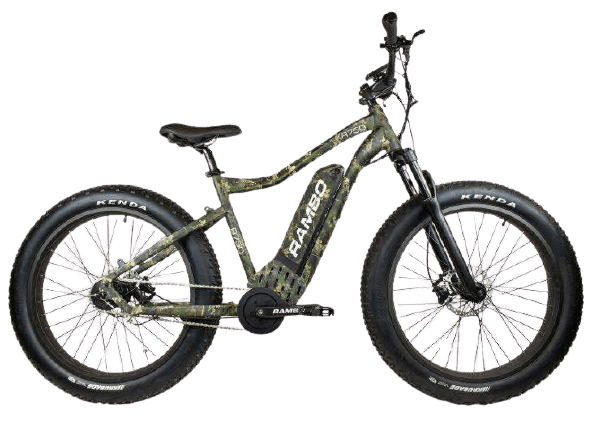 Rambo Roamer XC Electric Hunting Bike