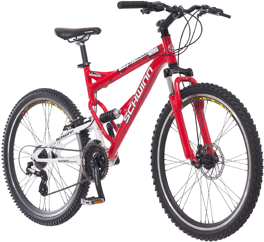 Schwinn Protocol 1.0 Mens Dual-Suspension Mountain Bike