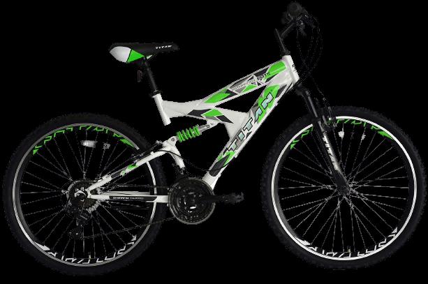 "Titan Pathfinder Elite 21"" Unisex Mountain Bike"