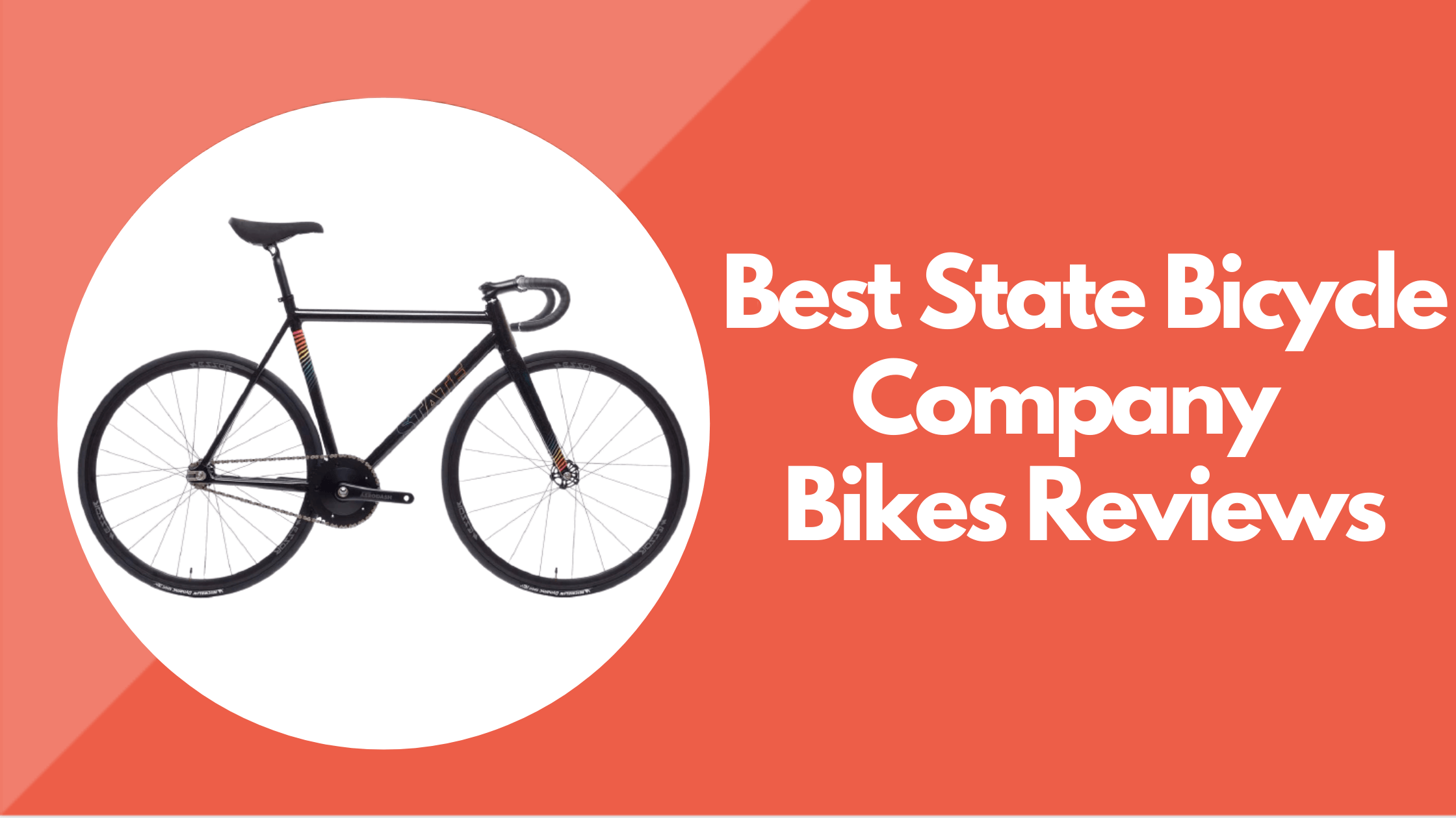 state bicycle review