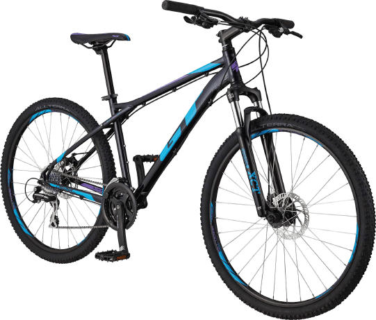 GT women's laguna pro mountain bike