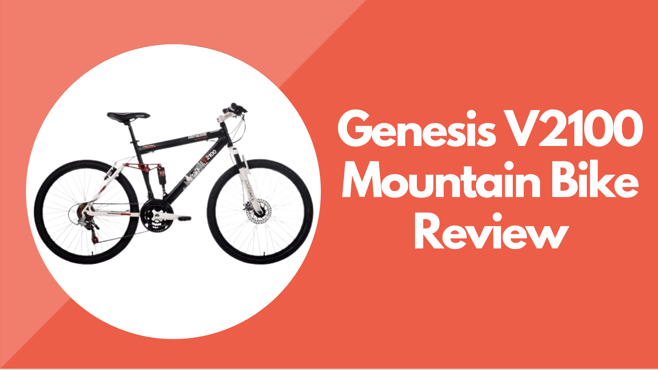 Genesis V2100 Mountain Bike Review