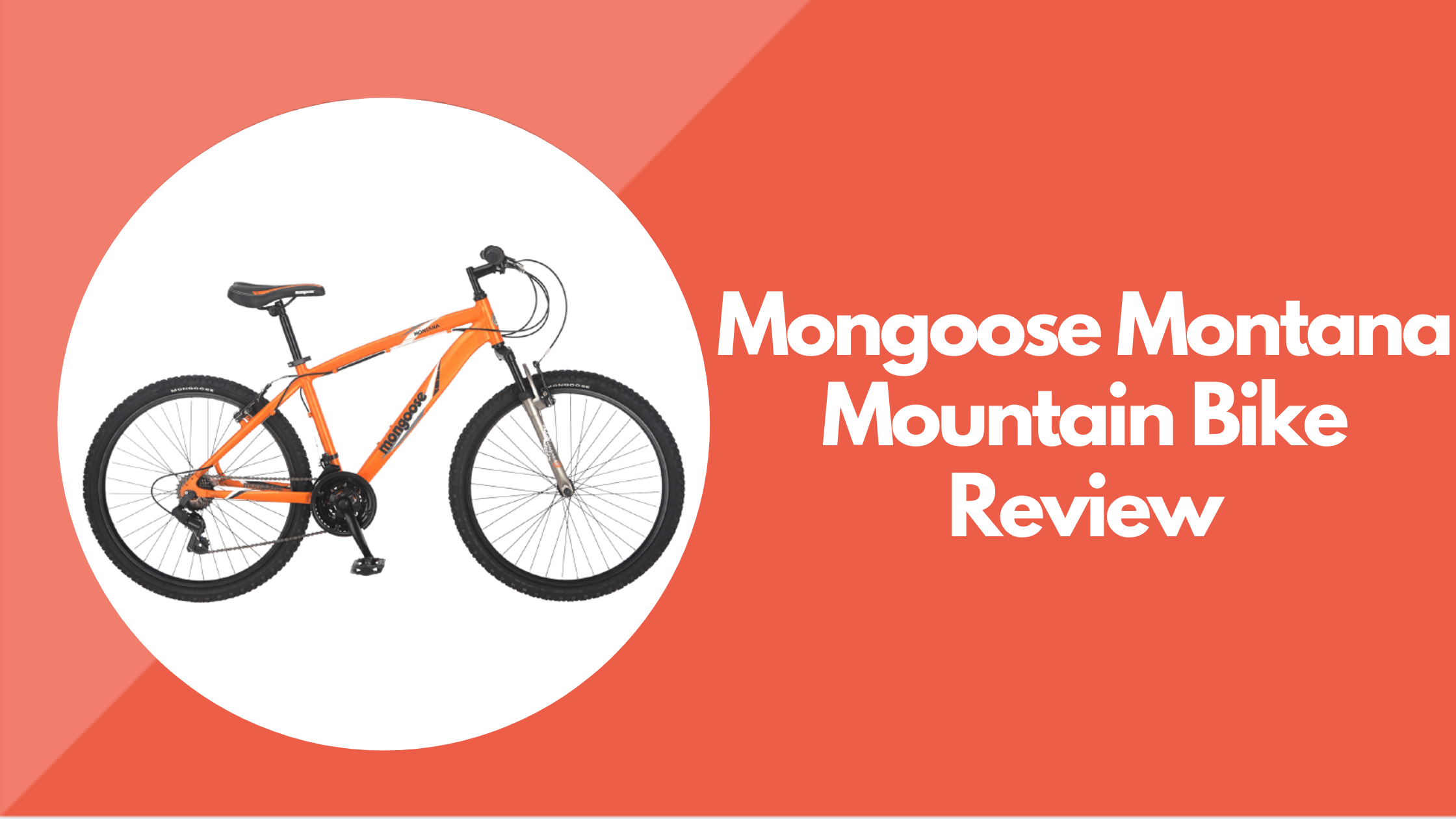 Mongoose Montana Mountain Bike Review