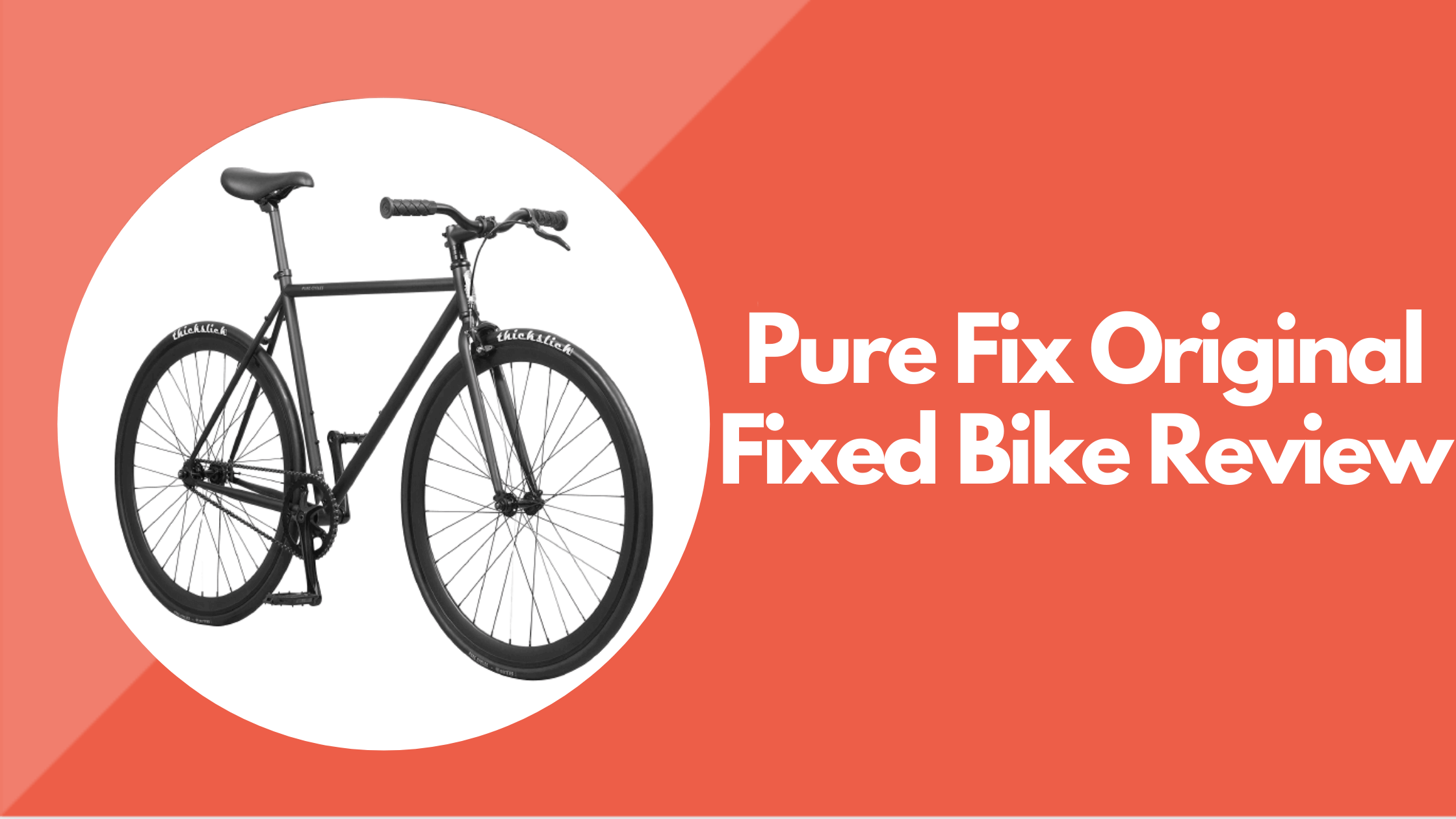 Pure Fix Original Fixed Bike Review