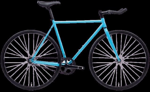 State Bicycle 4130 Fixed Gear Bike