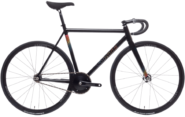 State Bicycle Company The Undefeated II Fixed Gear Bike