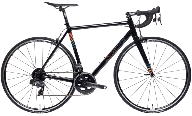 State Bicycle Undefeated Black Prizm