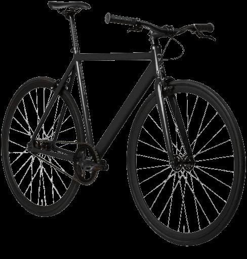 6ku urban fixed gear bike