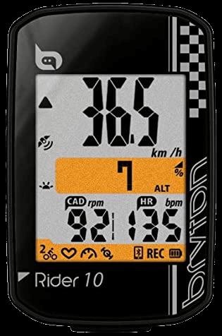 Bryton Rider 10 GPS Cycling Computer