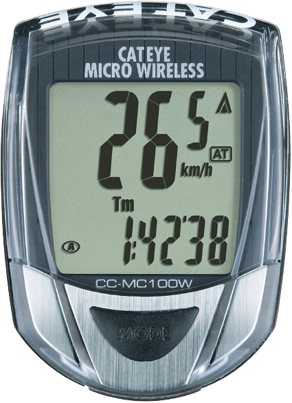 CatEye Micro Wireless Bike Computer