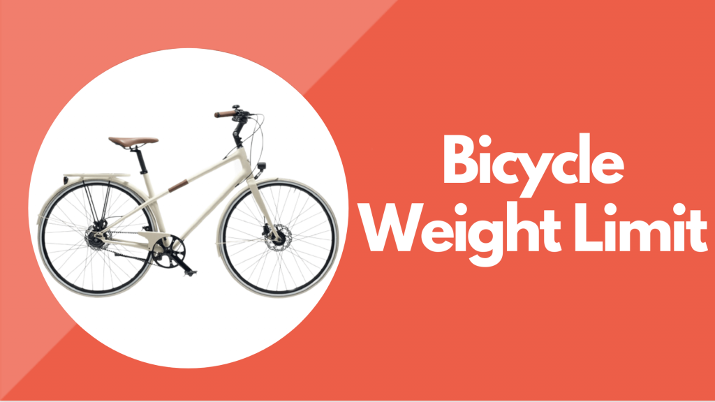 bicycle weight limit