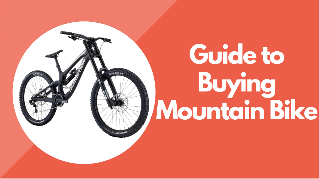 mountain bike buying guide