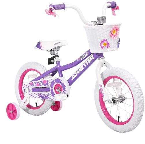 <strong>JOYSTAR Bike with Training Wheels</strong>