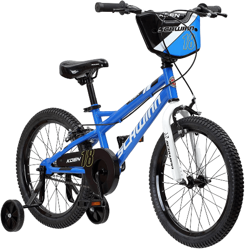 <strong><strong>Schwinn Koen Boys Bike for Toddlers and Kids</strong></strong>