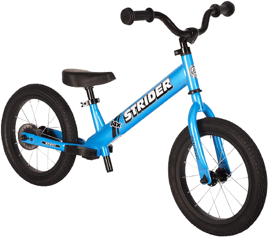 <strong><strong>Strider - 14x Sport Balance Bike</strong></strong>